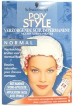 Poly Style Schuimperm.Normaal