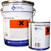 Sigmacover 280 - 4 Liter Yellow/Green