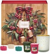 Yankee Candle Alpine Christmas Advent Calender Book