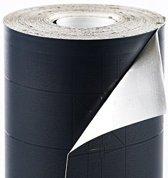 Profipack Stucloper grijs/aluminium - 130cm x 45m - per rol