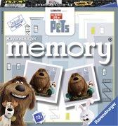 Ravensburger The Secret Life of Pets Memory