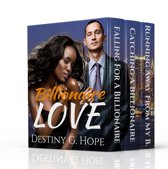 Billionaire Love (Clean Interracial Romance)(3 Book Box Set)