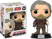 Funko Pop! Bobble: Star Wars: E8 Tlj: Luke Skywalker - Verzamelfiguur