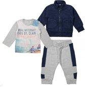 Babykleding setje So Fresh Naval navy dirkje -  Maat  80