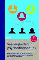 Boek cover Vaardigheden in psychodiagnostiek van Henk van der Molen (Paperback)