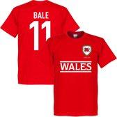 Wales Bale Team T-Shirt - M