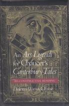 An Ars Legendi for Chaucer's Canterbury Tales