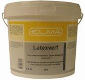 Elma Muurverf - wit - 2,5 l