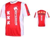 Amsterdam Voetbalshirt Kampioenen Thuis -128
