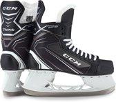 CCM IJshockeyschaatsen TACKS 9040 JR Zwart 38