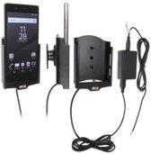 Sony Xperia Z5 Actieve houder met vaste voeding