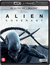 Alien : Covenant (4K Ultra HD Blu-ray)