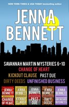 Savannah Martin Mysteries 6-10