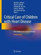 Critical Care of Children with Heart Disease