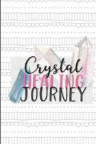 Crystal Healing Journey: Gems and Stone Inventory Tracker Gift for Crystal Lovers
