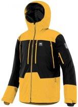 Picture  -Duncan Jkt 3in1 - geel- wintersport jas - heren - maat XL
