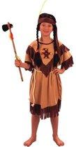Indianen meisje 7-9 jaar (120-130cm)
