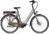 Popal E-Volution 10.0 - Elektrische fiets - E-bike - Bafang middenmotor - 49cm Space Grey