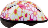 Skate-/Fietshelm met Print Junior  - Flower