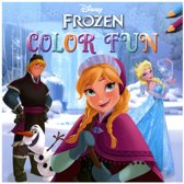 Disney Color Fun Frozen