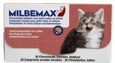 Milbemax Tablet Ontworming Kleine Kat/Kitten - SMALL 10X2 TABL