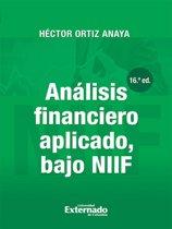 Análisis financiero aplicado, bajo NIIF (16a. Edicion)