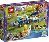 LEGO Friends Stephanie's Buggy en Aanhanger - 41364