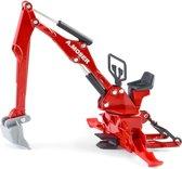 SIKU 2066 Moser Graafmachine voor Tractoren