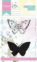 Marianne Design Cling Stempel Tinys Vlinders 2 MM1614