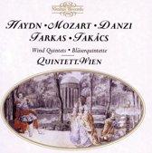 Haydn, Mozart, Danzi, ...: Music For Wind Quintett