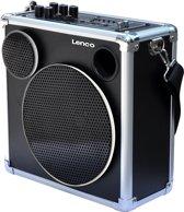 Lenco PA-45 - Zwart