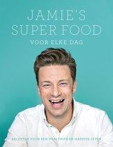 Omslag van 'Jamie's super food voor elke dag'