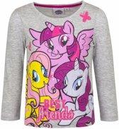 My Little Pony shirt grijs lange mouwen 98 (3 jaar) - voor meisjes