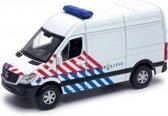 Politie MERCEDES-BENZ SPRINTER PANEL VAN Welly 43730 HP