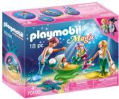 PLAYMOBIL Meerminnenfamilie - 70100