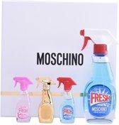 Moschino Fresh Couture Eau De Toilette 50 ml Geschenkset