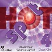 Hot Spot. Level 4. 2 Class Audio-CDs