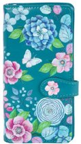 Shagwear Trendy & Funky Vrouwen Portemonnee - Watercolor Floral / Bloemen - (009840Z)