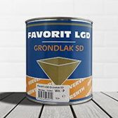 Drenth-Favorit LGD-Grondlak SD-Ral 7016 Antracietgrijs-1 liter