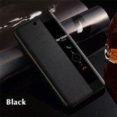View Flip Smart Cover voor Huawei Mate 20 Lite – Zwart