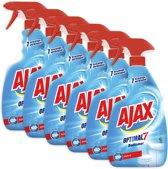 Ajax Optimal7 Badkamerspray 6 x 750ml