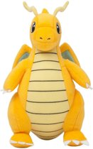 Pokemon Pluche Knuffel - Dragonite 23cm