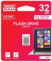 Goodram 32GB USB 3.0 32GB 3.0 (3.1 Gen 1) USB-Type-A-aansluiting Zilver USB flash drive