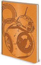 Star Wars The Last Jedi BB 8 Flexi Cover A5 Notitieboek