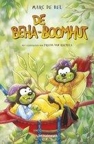 Boek cover De beha-boomhut van Marc de Bel