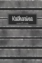 Katharina 2020 Planer: A5 Minimalistischer Kalender Terminplaner Jahreskalender Terminkalender Taschenkalender mit Wochen�bersicht
