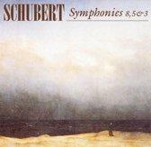 "Schubert: Symphonies Nos. 3, 5, 8 ""Unfinished"""