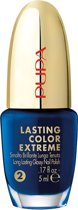 Pupa Lasting Color Extreme Nail Polish 044 About Blue