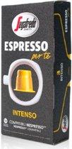 Segafredo Intenso koffie capsules (Nespesso© Compatible) - 1 x 10 stuks