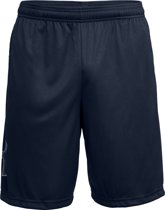 Under Armour Tech Graphic Short Sportbroek Heren - Academy - Maat L